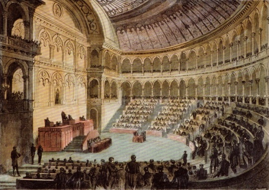 Papale papale 76 for Numero deputati parlamento italiano